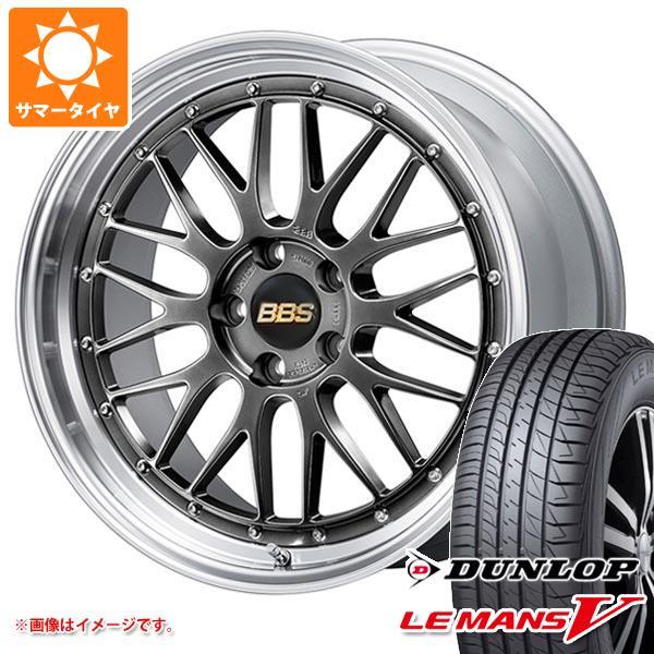 最高級 サマータイヤ 215 ルマン5/40R18 7.5-18 89W XL ダンロップ BBS ルマン5 LM5 BBS LM 7.5-18 タイヤホイール4本セット, HOMES:4d018094 --- promilahcn.com