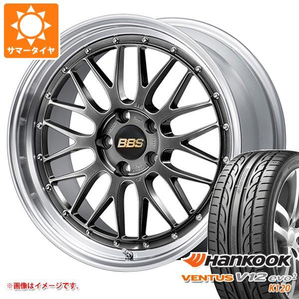 【超歓迎された】 サマータイヤ 245/35R20 95Y XL ハンコック ベンタス V12evo2 K120 BBS LM 8.5-20 タイヤホイール4本セット, メガネサングラスのThat's f0c63478