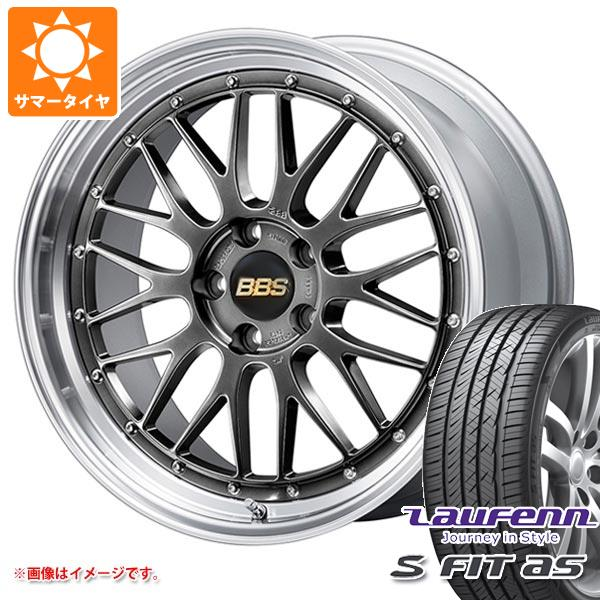サマータイヤ 225/55R17 97W ラウフェン Sフィット AS LH01 BBS LM 7.5-17 タイヤホイール4本セット