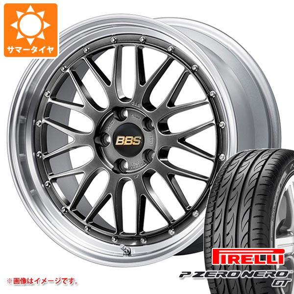サマータイヤ 245/40R18 97Y XL ピレリ P ゼロ ネロ GT BBS LM 8.0-18 タイヤホイール4本セット