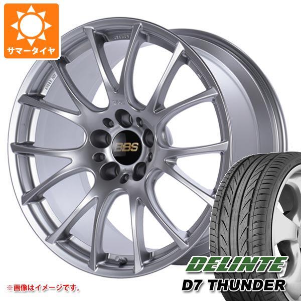 サマータイヤ 245/35R19 97W XL デリンテ D7 サンダー BBS RE-V 8.5-19 タイヤホイール4本セット