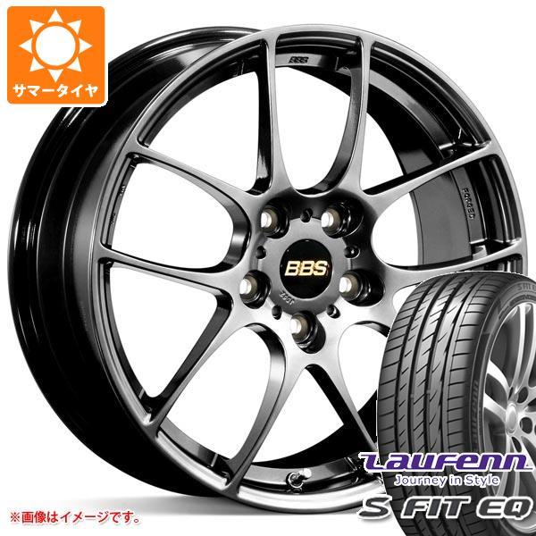 サマータイヤ 215/40R17 87W XL ラウフェン Sフィット EQ LK01 BBS RF 7.0-17 タイヤホイール4本セット