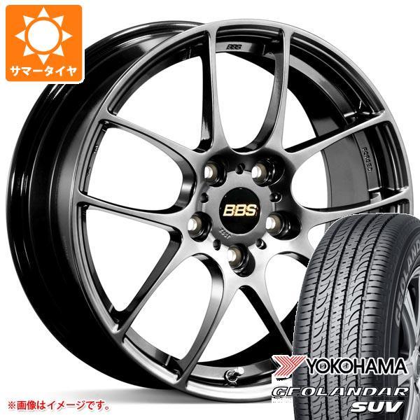 サマータイヤ 215/55R17 94V ヨコハマ ジオランダーSUV G055 BBS RF 7.0-17 タイヤホイール4本セット