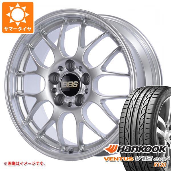 サマータイヤ 215/50R17 95W XL ハンコック ベンタス V12evo2 K120 BBS RG-R 7.0-17 タイヤホイール4本セット