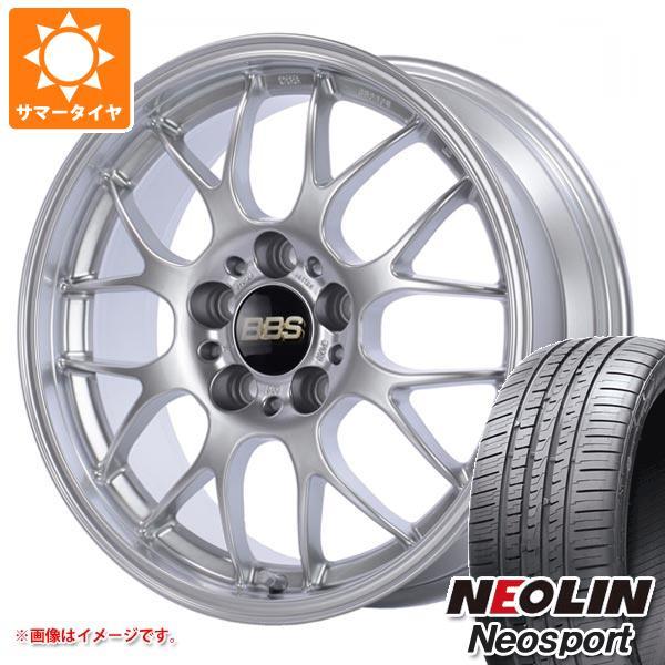 サマータイヤ 225/45R18 95W XL ネオリン ネオスポーツ BBS RG-R 8.0-18 タイヤホイール4本セット