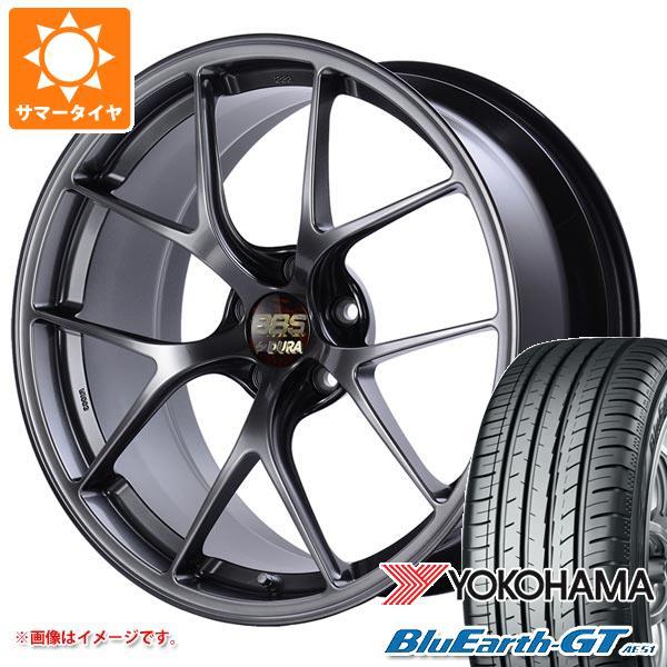 サマータイヤ 235/40R19 96W XL ヨコハマ ブルーアースGT AE51 BBS RI-D 8.5-19 タイヤホイール4本セット