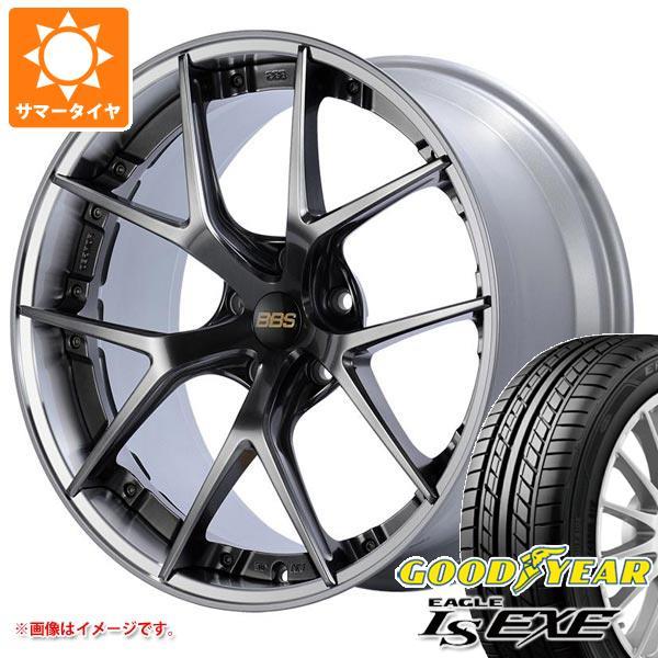 サマータイヤ 245/35R20 95W XL グッドイヤー イーグル LSエグゼ BBS RI-S 8.5-20 タイヤホイール4本セット