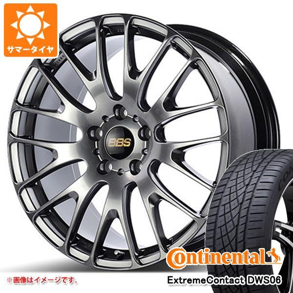 サマータイヤ 245/35R20 95Y XL コンチネンタル エクストリームコンタクト DWS06 BBS RN 8.5-20 タイヤホイール4本セット