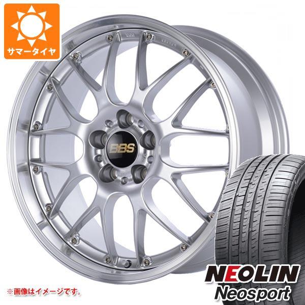 サマータイヤ 245/35R20 95Y XL ネオリン ネオスポーツ BBS RS-GT 8.5-20 タイヤホイール4本セット