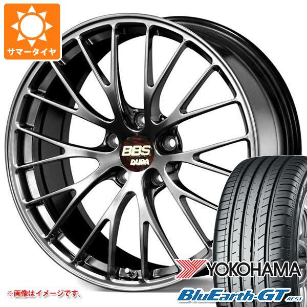 サマータイヤ 245/35R19 93W XL ヨコハマ ブルーアースGT AE51 BBS RZ-D 8.5-19 タイヤホイール4本セット