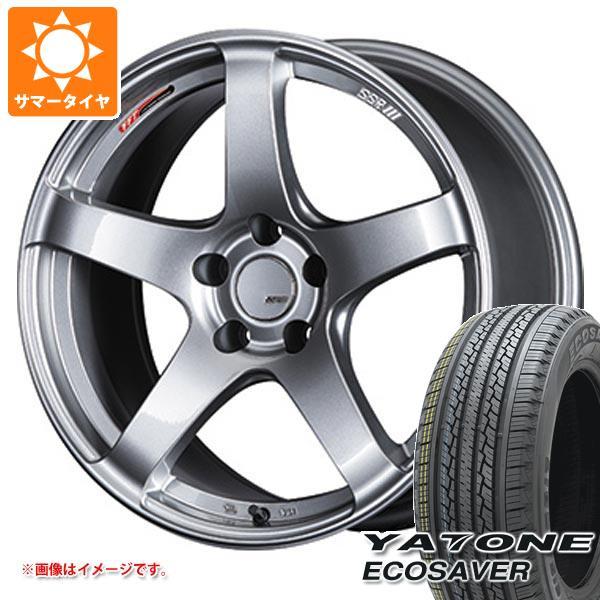 【希望者のみラッピング無料】 サマータイヤ SSR 235 XL/55R18 104V XL ヤトン エコセイバー SSR GTV01 ヤトン 7.5-18 タイヤホイール4本セット, メンズストール専門店MORE Style:b55ae202 --- heathtax.com