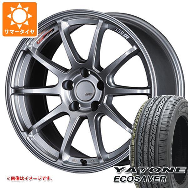 日本最大のブランド サマータイヤ 235/55R18 104V 104V XL 235/55R18 XL ヤトン エコセイバー SSR GTV02 7.5-18 タイヤホイール4本セット, Pins store:7b75e281 --- heathtax.com