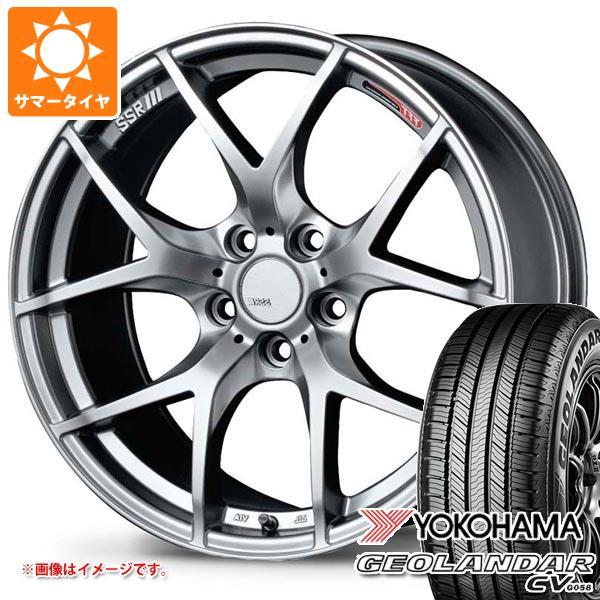 【公式ショップ】 サマータイヤ SSR 225/65R17 102H ヨコハマ ジオランダー CV ヨコハマ SSR CV GTV03 7.0-17 タイヤホイール4本セット, ニラヤマチョウ:649ac135 --- kventurepartners.sakura.ne.jp