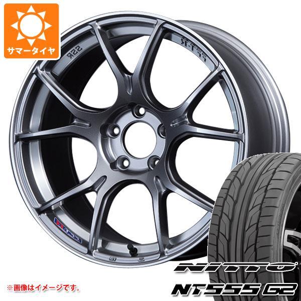 競売 サマータイヤ G2 265 タイヤホイール4本セット/35R18 97Y XL ニットー NT555 NT555 G2 SSR GTX02 9.5-18 タイヤホイール4本セット, オージーペットショップ:0123d920 --- kventurepartners.sakura.ne.jp
