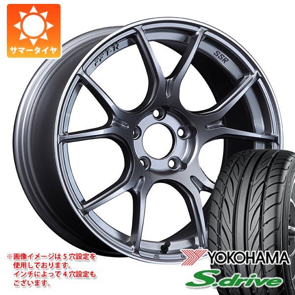 【売れ筋】 サマータイヤ 165/45R16 ヨコハマ S.ドライブ 74V REINF ヨコハマ GTX02 DNA S.ドライブ ES03 ES03N SSR GTX02 5.0-16 タイヤホイール4本セット, シリコーンコンコン:6baf788e --- evirs.sk