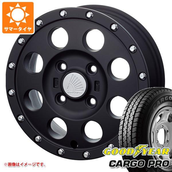 サマータイヤ 145R12 6PR グッドイヤー カーゴ プロ (145/80R12 80/78N相当) IMX12 軽カー専用 4.0-12 タイヤホイール4本セット