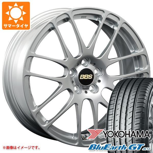 サマータイヤ 185/60R15 84H ヨコハマ ブルーアースGT AE51 BBS RE-L2 5.5-15 タイヤホイール4本セット