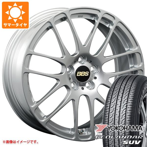 サマータイヤ 215/55R17 94V ヨコハマ ジオランダーSUV G055 BBS RE-L2 7.0-17 タイヤホイール4本セット