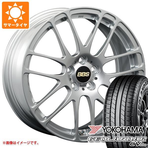 サマータイヤ 215/60R16 95V ヨコハマ ジオランダー CV 2020年4月発売サイズ BBS RE-L2 7.0-16 タイヤホイール4本セット
