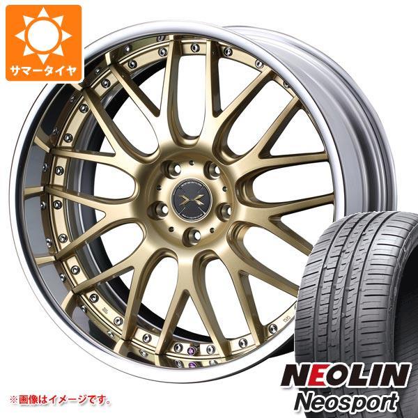 サマータイヤ 215/35R19 85Y XL ネオリン ネオスポーツ マーベリック 709M 7.5-19 タイヤホイール4本セット