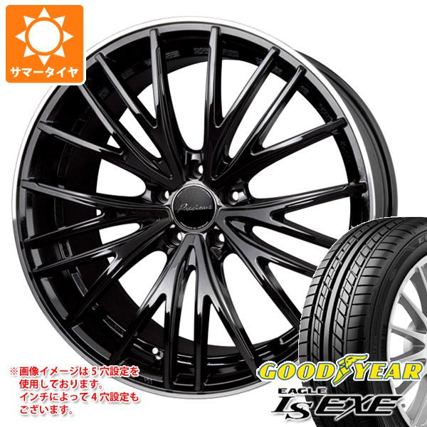 サマータイヤ 165/45R16 74W XL グッドイヤー イーグル LSエグゼ プレシャス アスト M1 5.0-16 タイヤホイール4本セット