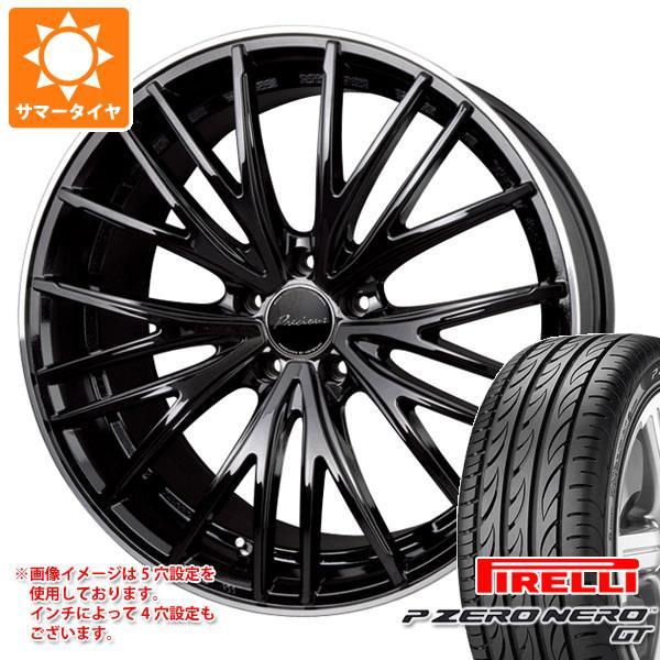 正規品 サマータイヤ 195/45R16 84V XL ピレリ P ゼロ ネロ GT プレシャス アスト M1 6.0-16 タイヤホイール4本セット