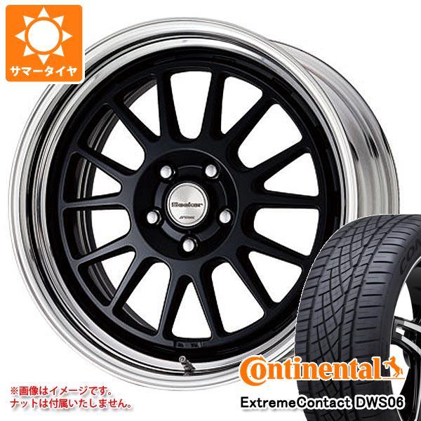 サマータイヤ 205/45R16 83W コンチネンタル エクストリームコンタクト DWS06 シーカー FX 7.0-16 タイヤホイール4本セット