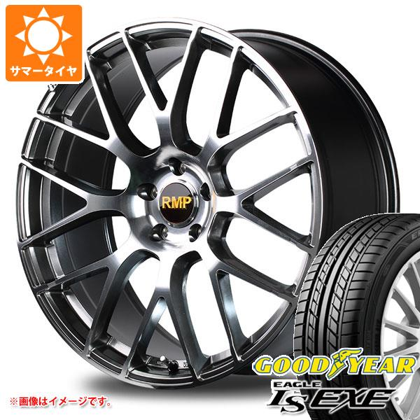 サマータイヤ 235/50R18 97V グッドイヤー イーグル LSエグゼ RMP 028F 8.0-18 タイヤホイール4本セット