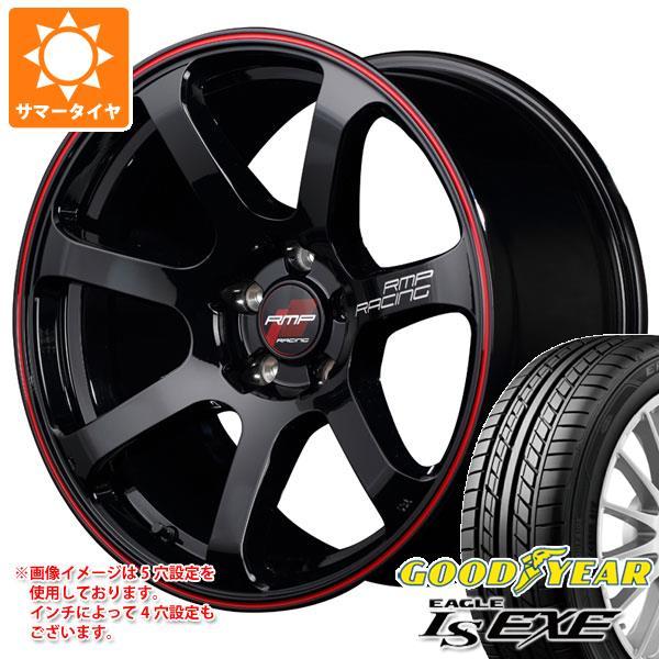 サマータイヤ 215/50R17 95V XL グッドイヤー イーグル LSエグゼ RMPレーシング R07 7.0-17 タイヤホイール4本セット