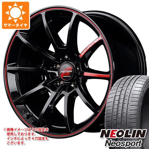 サマータイヤ 205/50R17 93W XL ネオリン ネオスポーツ RMPレーシング R25 7.0-17 タイヤホイール4本セット