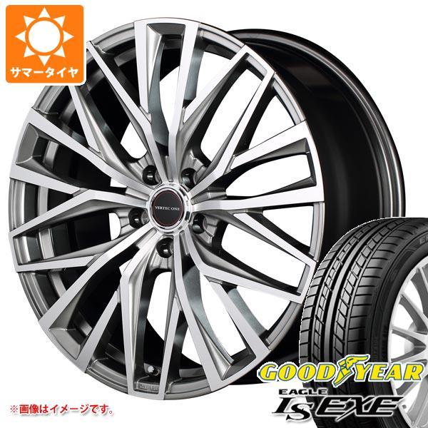 サマータイヤ 215/50R17 95V XL グッドイヤー イーグル LSエグゼ ヴァーテックワン アルバトロス 7.0-17 タイヤホイール4本セット