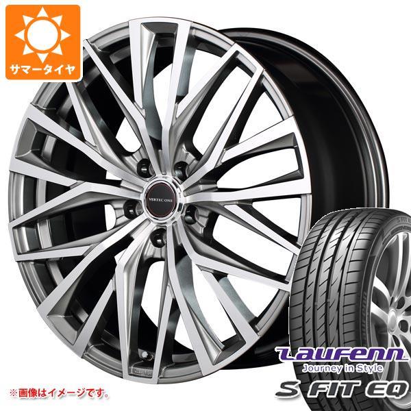 サマータイヤ 225/45R17 94Y XL ラウフェン Sフィット EQ LK01 ヴァーテックワン アルバトロス 7.0-17 タイヤホイール4本セット