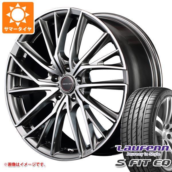 サマータイヤ 205/40R17 84W XL ラウフェン Sフィット EQ LK01 ヴァーテックワン ヴァルチャー 6.5-17 タイヤホイール4本セット