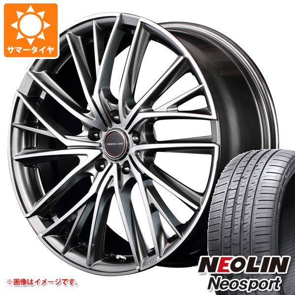 サマータイヤ 205/50R17 93W XL ネオリン ネオスポーツ ヴァーテックワン ヴァルチャー 7.0-17 タイヤホイール4本セット