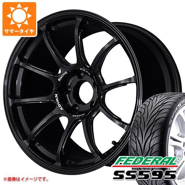 史上一番安い サマータイヤ 235/50R18 101W XL フェデラル SS595 アドバンレーシング RZ-F2 7.5-18 タイヤホイール4本セット, 氷見市 672218ce