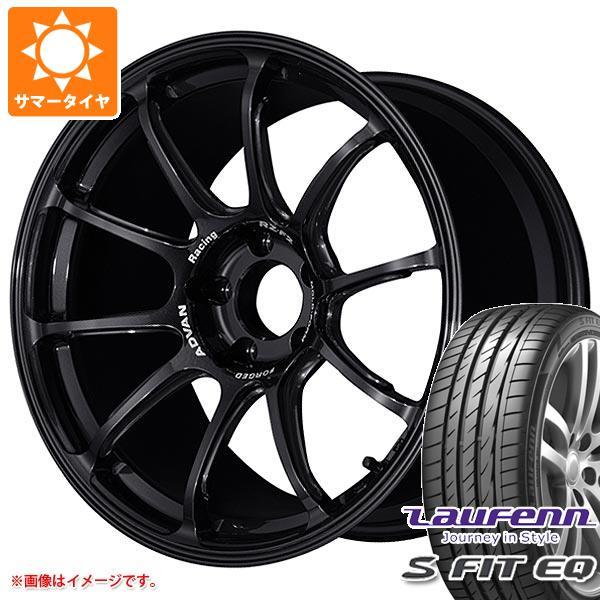 サマータイヤ 235/40R18 95Y XL ラウフェン Sフィット EQ LK01 アドバンレーシング RZ-F2 7.5-18 タイヤホイール4本セット