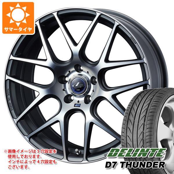 55%以上節約 サマータイヤ 225/35R19 88W デリンテ XL デリンテ レオニス D7 タイヤホイール4本セット サンダー レオニス ナヴィア 06 8.0-19 タイヤホイール4本セット, まさや:d43ab4cc --- kvp.co.jp