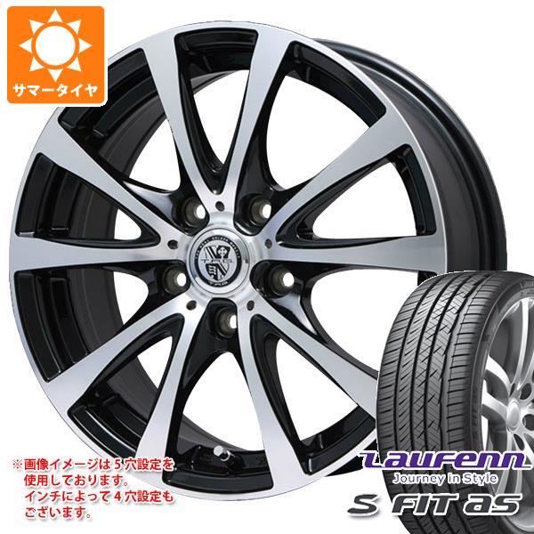 サマータイヤ 225/50R18 95W ラウフェン Sフィット AS LH01 TRG-BAHN XP 7.5-18 タイヤホイール4本セット