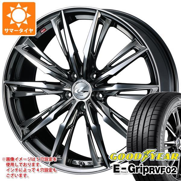 【翌日発送可能】 サマータイヤ GX レオニス 225/45R19 96W XL グッドイヤー エフィシエントグリップ RVF02 レオニス 7.5-19 GX 7.5-19 タイヤホイール4本セット, Meihua:493e2faf --- avpwingsandwheels.com