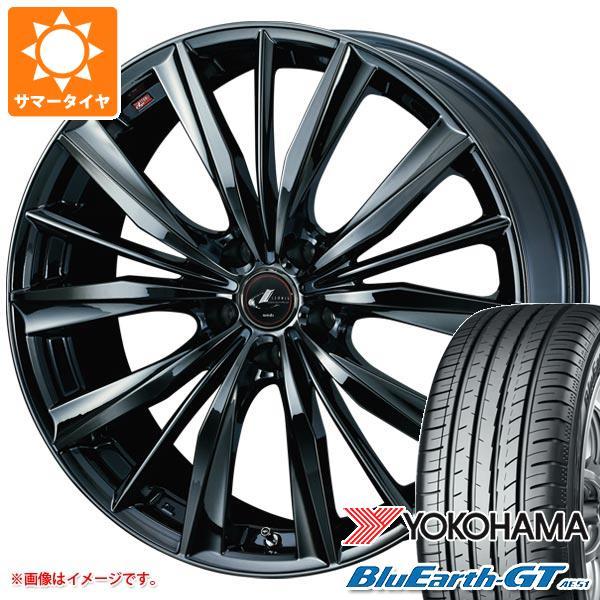超格安価格 サマータイヤ 225/50R18 95W 95W ヨコハマ ブルーアースGT AE51 サマータイヤ レオニス レオニス VX 7.0-18 タイヤホイール4本セット, 木屋平村:7e85eb5d --- mail.ct-pk.com