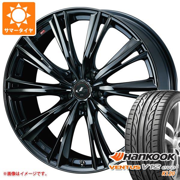 最新コレックション サマータイヤ 215 WX/45R18 93Y ハンコック XL ハンコック ベンタス V12evo2 V12evo2 K120 レオニス WX 7.0-18 タイヤホイール4本セット, StarMart:5e3678e3 --- easyacesynergy.com