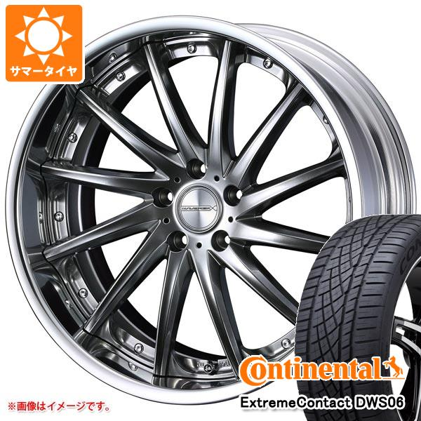 サマータイヤ 235/55R19 105W XL コンチネンタル エクストリームコンタクト DWS06 マーベリック 1212F 8.0-19 タイヤホイール4本セット