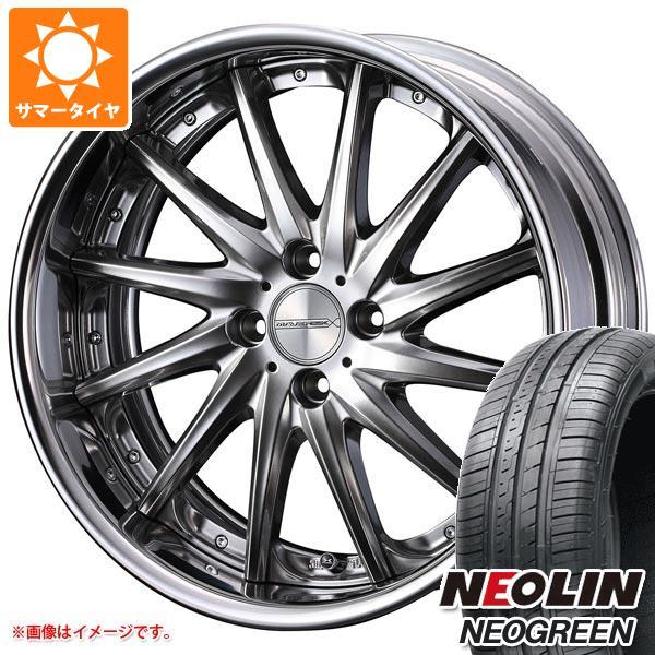サマータイヤ 165/40R16 73V XL ネオリン ネオグリーン マーベリック 1212F 軽・コンパクトカー用 5.5-16 タイヤホイール4本セット