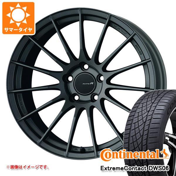 正規品 サマータイヤ 245/45R20 103Y XL コンチネンタル エクストリームコンタクト DWS06 ENKEI エンケイ レーシング レボリューション RS05RR 8.5-20 タイヤホイール4本セット