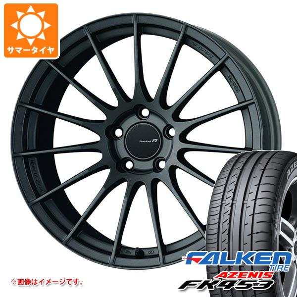 サマータイヤ 245/40R20 99Y XL ファルケン アゼニス FK453 ENKEI エンケイ レーシング レボリューション RS05RR 8.5-20 タイヤホイール4本セット