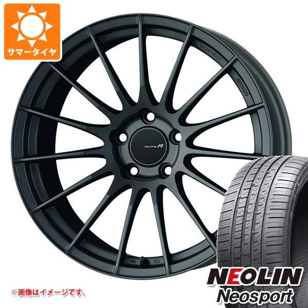 サマータイヤ 245/30R20 95W XL ネオリン ネオスポーツ ENKEI エンケイ レーシング レボリューション RS05RR 8.5-20 タイヤホイール4本セット