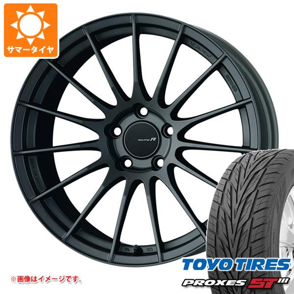サマータイヤ 245/50R20 102V トーヨー プロクセス S/T3 ENKEI エンケイ レーシング レボリューション RS05RR 8.5-20 タイヤホイール4本セット