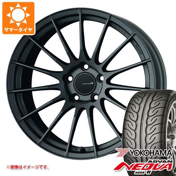 サマータイヤ 245/40R18 93W ヨコハマ アドバン ネオバ AD08 R ENKEI エンケイ レーシング レボリューション RS05RR 9.0-18 タイヤホイール4本セット