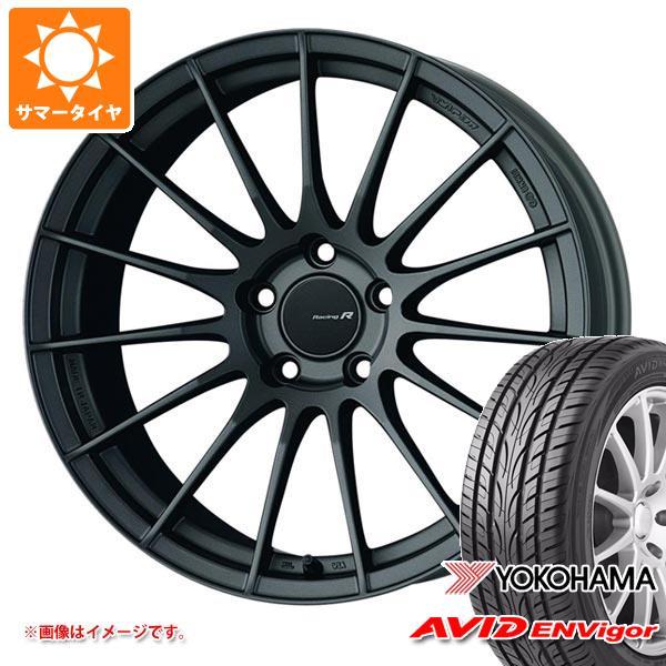 サマータイヤ 245/40R20 99W ヨコハマ エービッド エンビガー S321 ENKEI エンケイ レーシング レボリューション RS05RR 8.5-20 タイヤホイール4本セット