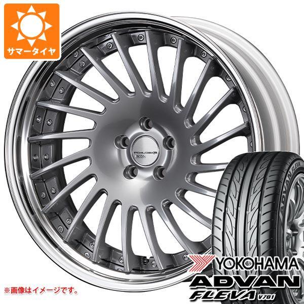【特価】 サマータイヤ 225 8.0-20/35R20 90W アドバン XL CV05S ヨコハマ アドバン フレバ V701 SSR エグゼキューター CV05S 8.0-20 タイヤホイール4本セット, Car Parts Shop MM:fef49d87 --- dibranet.com